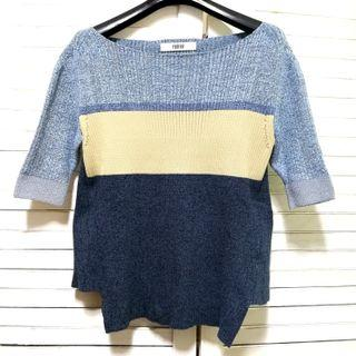 【2hand】Fur Fur knit top 針織上衣
