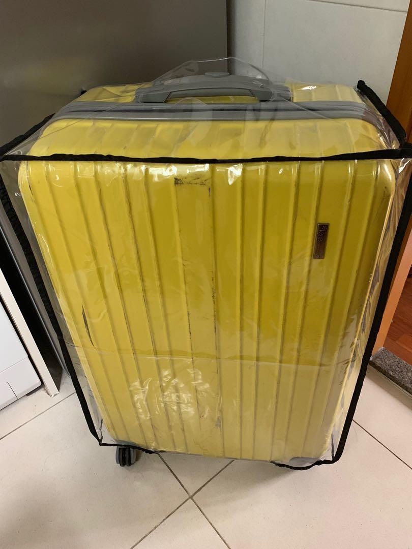 行李套 透明 防水 防塵 行李膠套 Luggage cover