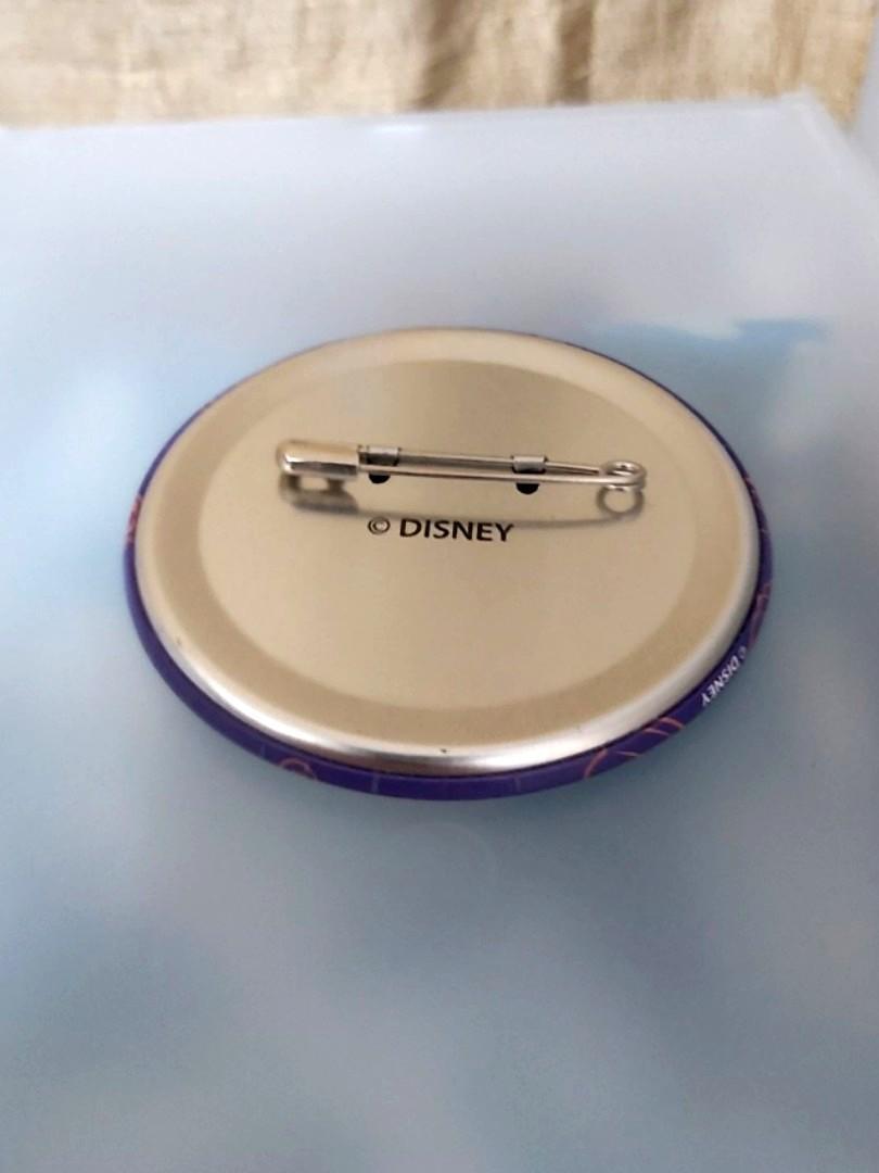 迪士尼 Halloween 襟章 扣針 Duffy 演藝人員