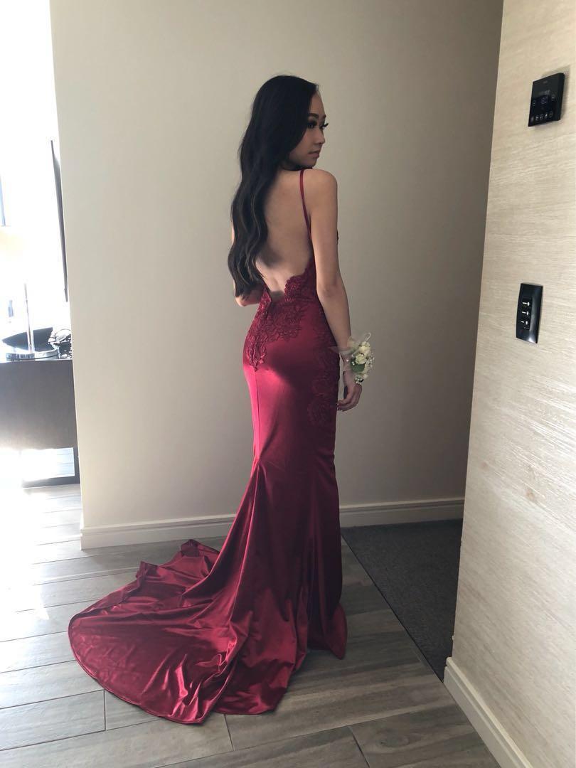 Abyssbyabby formal dress
