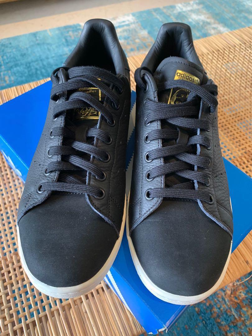 finest selection d2038 20062 Adidas Originals Stan Smith Premium - Black