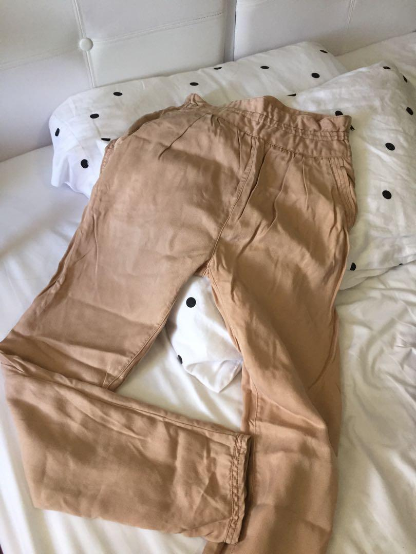 Aritzia wifred casbah pant