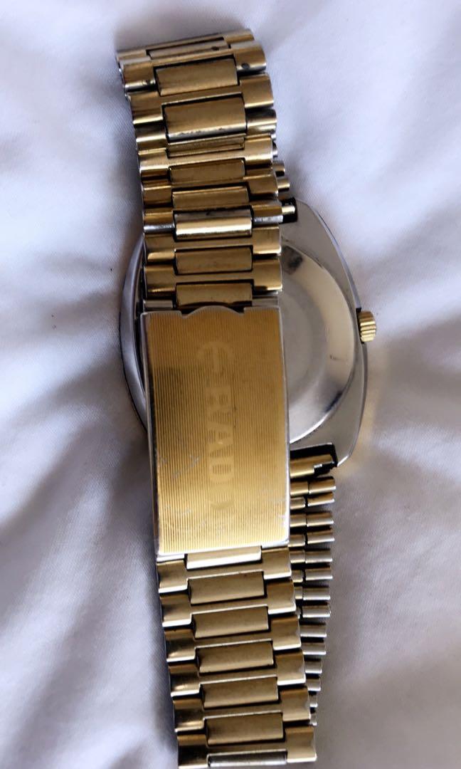 Authentic rado watch send ur offers