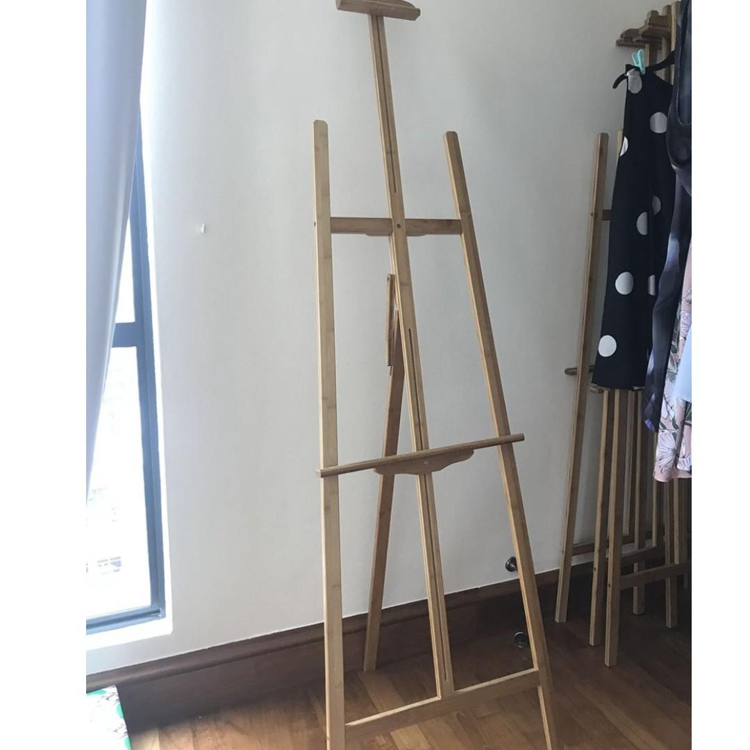 Bamboo Easels x3 (price for all 3), Design & Craft, Craft