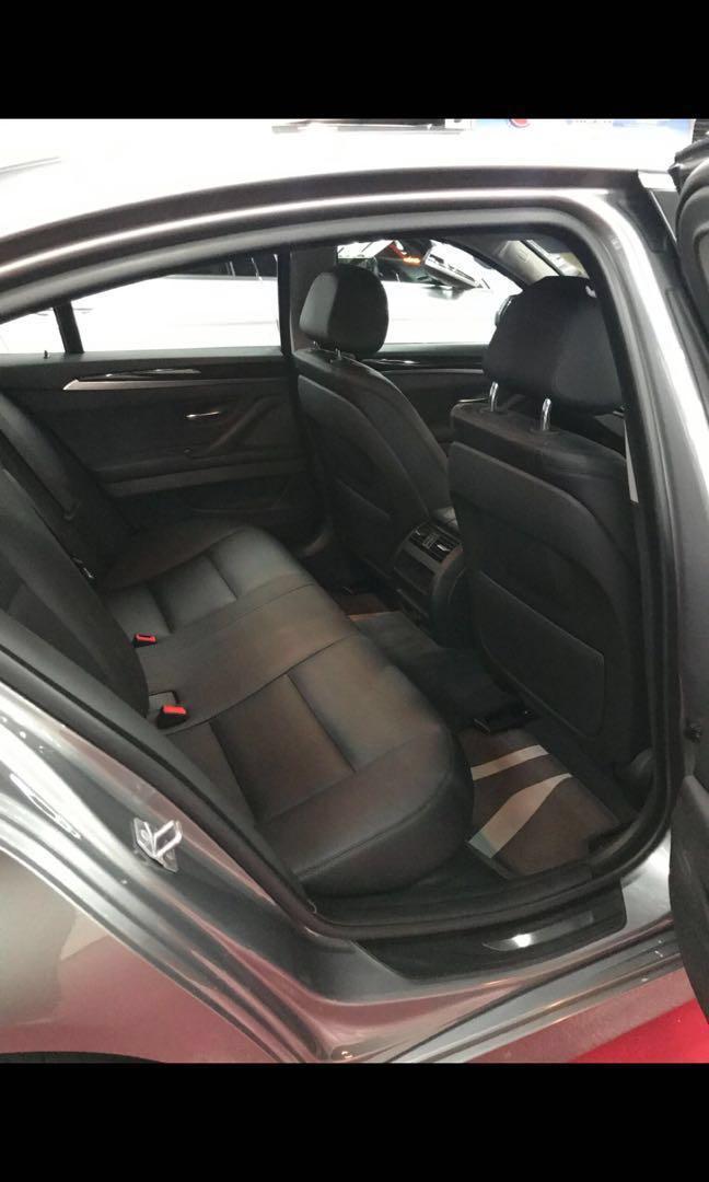 BMW 520I (1997cc) 2015/2016