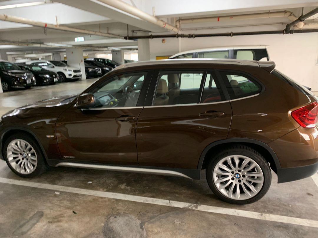 BMW X1 XDRIVE25I 2011