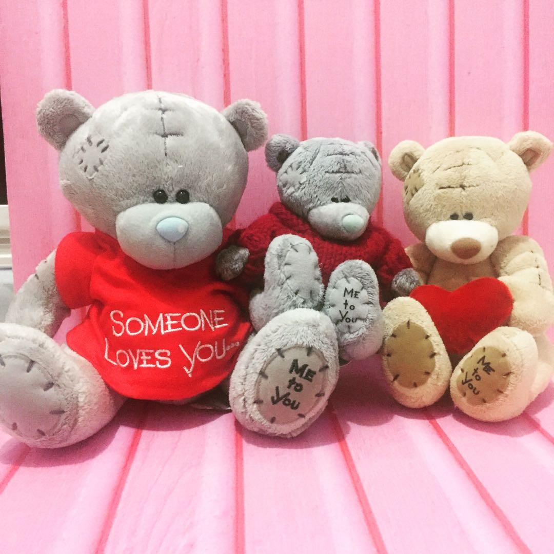 Boneka Bear Me To You