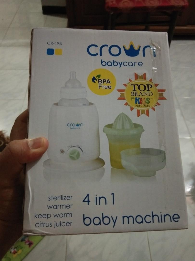 #mauthr Crown Babycare