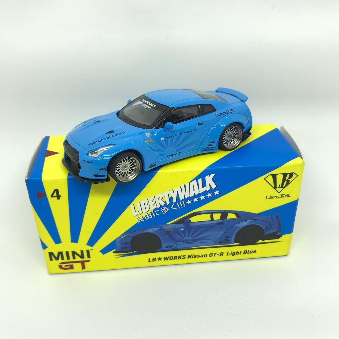 Diecast Mini GT