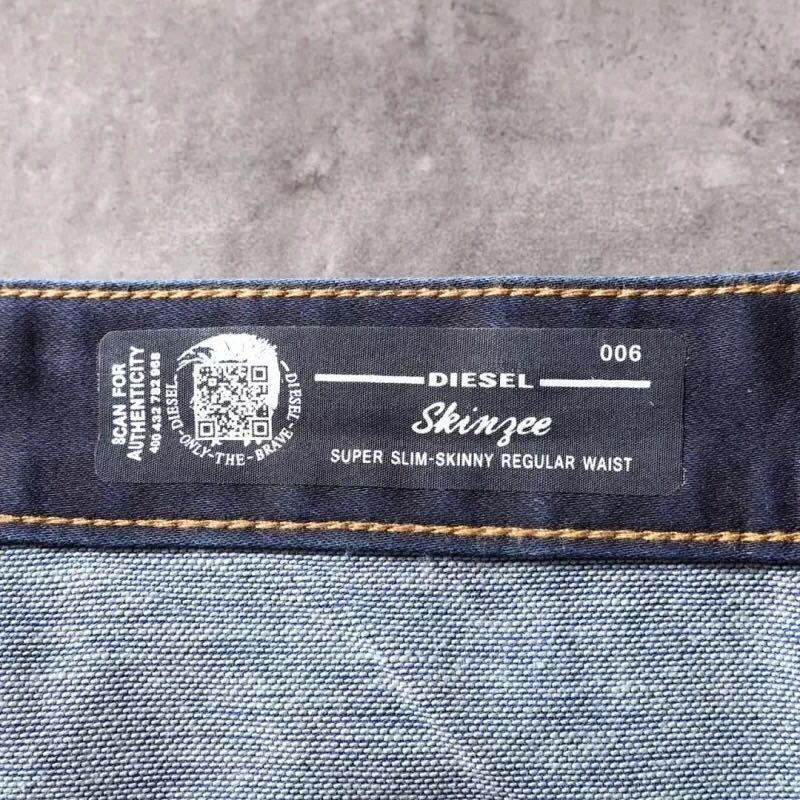 DIESEL Slim Fit Mens stretch denim Pants Like New condition