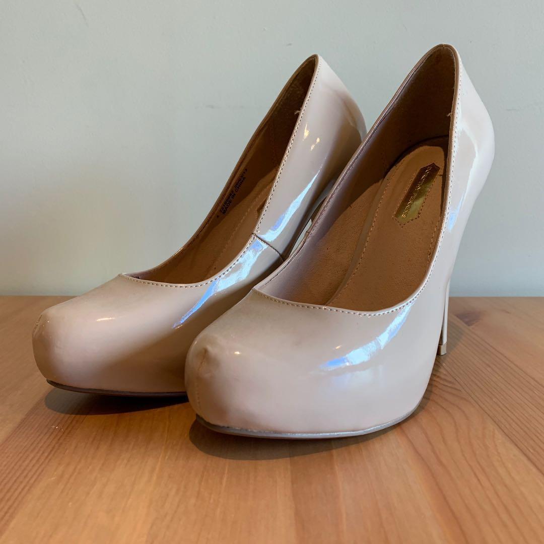 Dorothy Perkins Nude Heels/Pumps