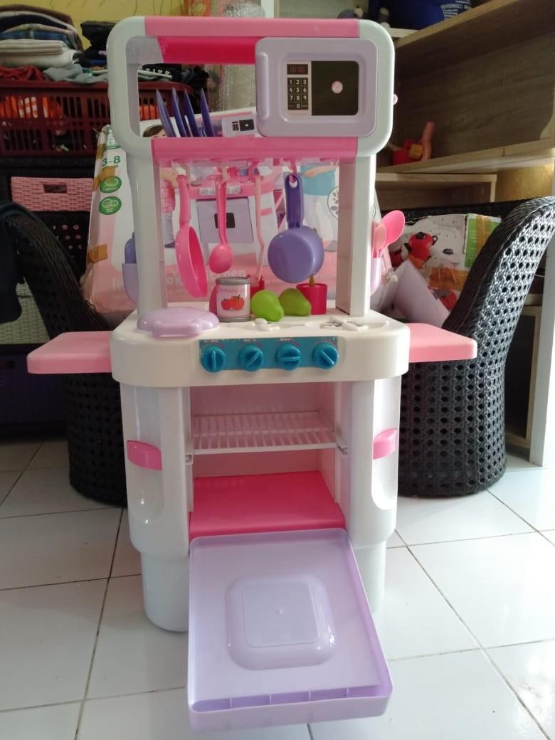 Elc kitchenset pink