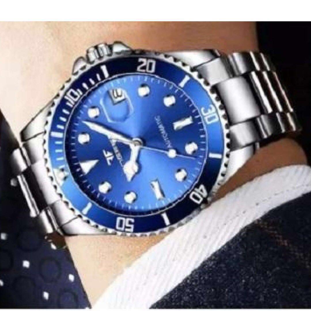 FNGEEN Mechanical luxury watch Men Waterproof Automatic Watch Male Clock Auto Date Luxury Men's Watch Luminous designer watches