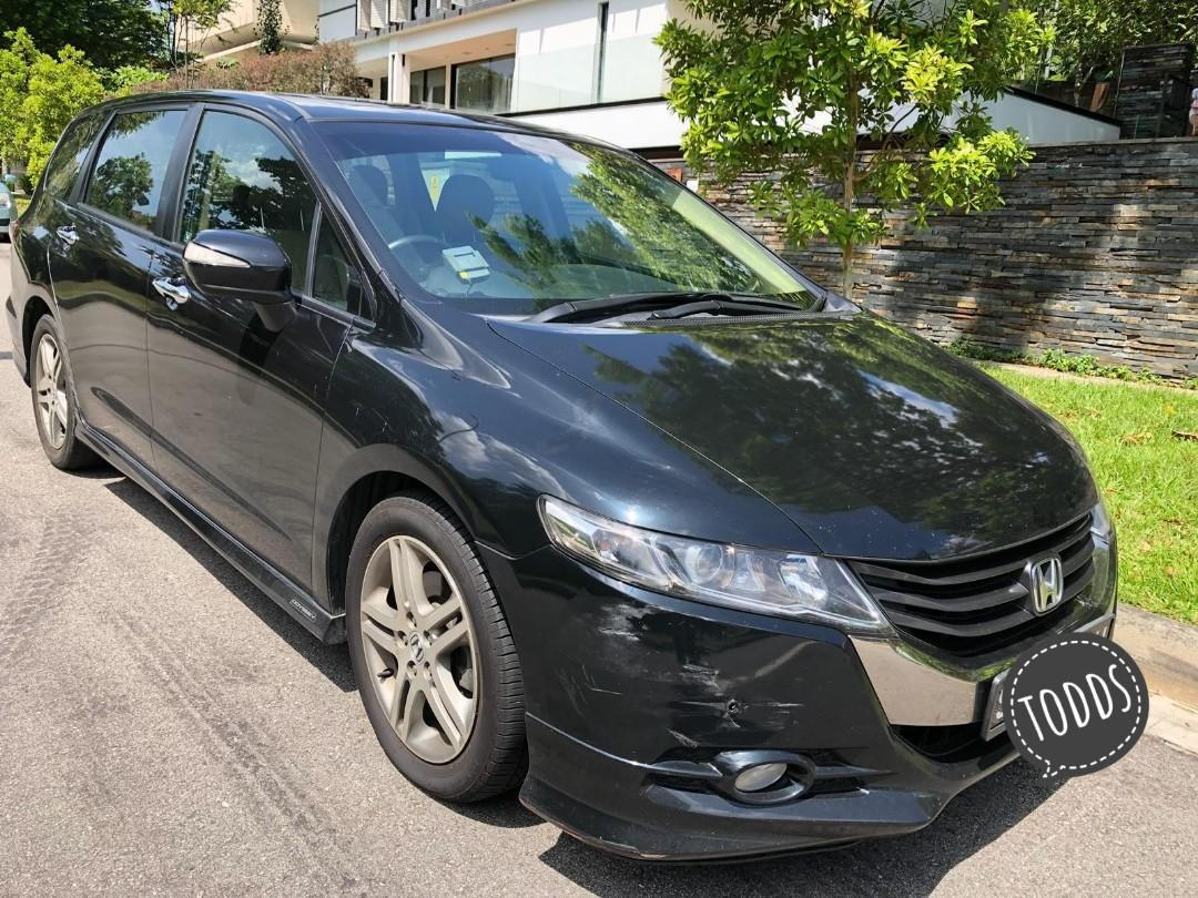 For Grab GoJEK - Honda odyssey