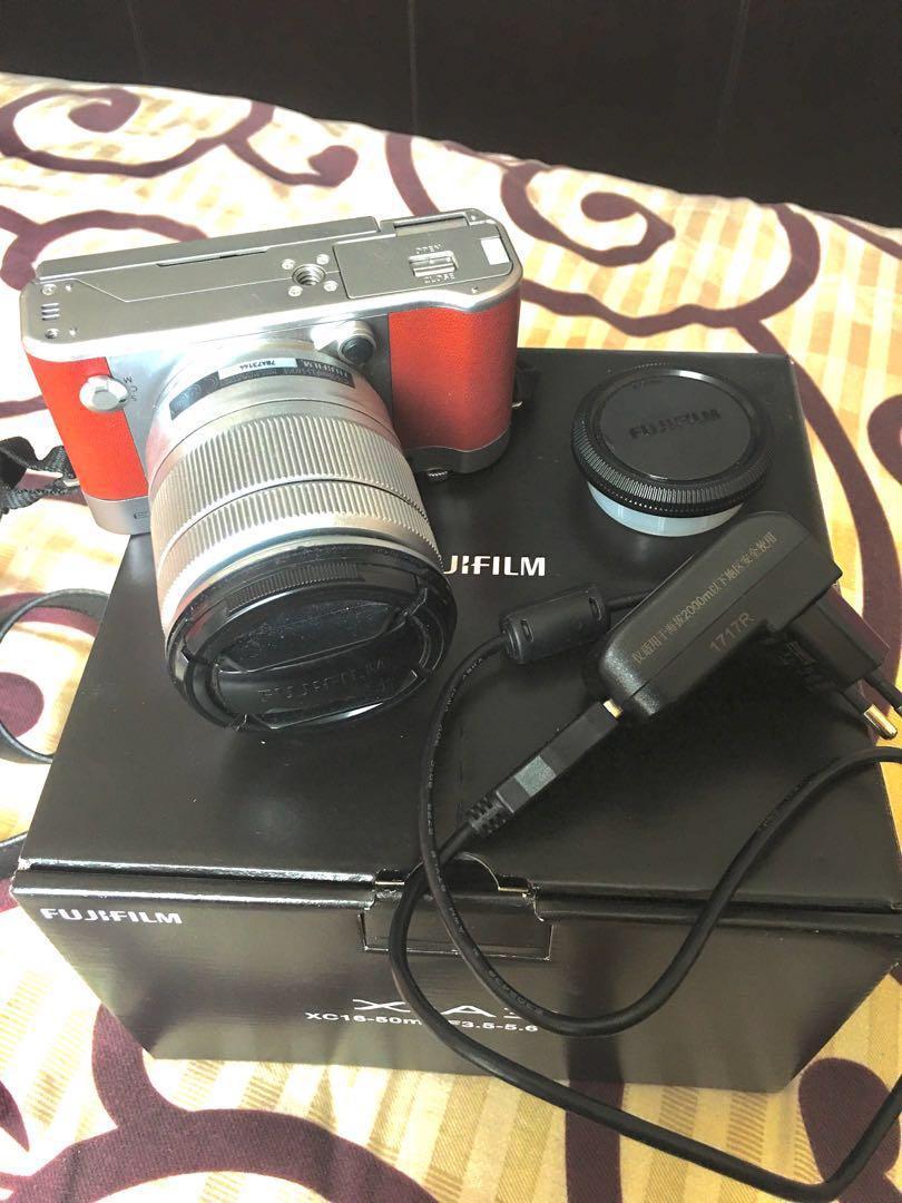 Fujifilm XA3 (bisa nego)