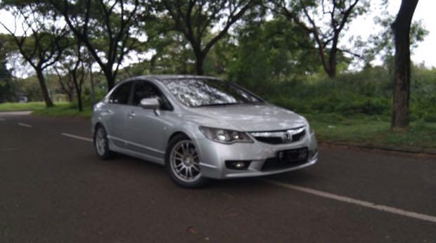 Honda Civic 1.8 AT 2009 pajak panjang