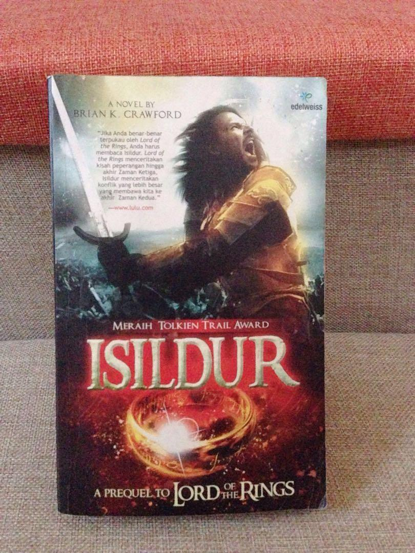 Novel Terjemahan - Islidur (Lord of the Rings)