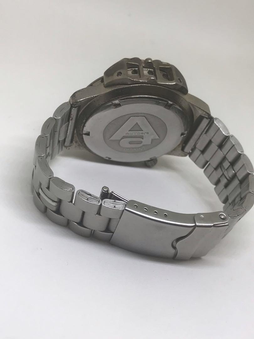 Jam Tangan AUTOart 40041 Disc Brake Watch