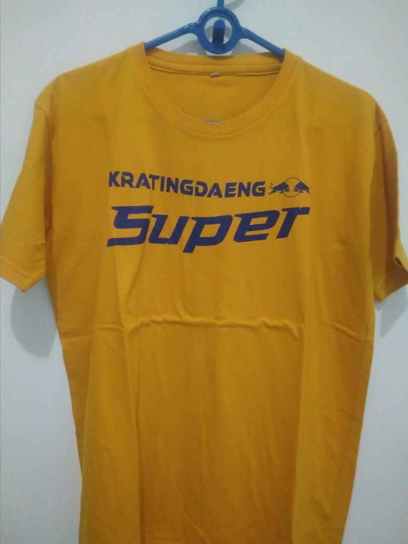 Kaos racing Kratingdaeng Super