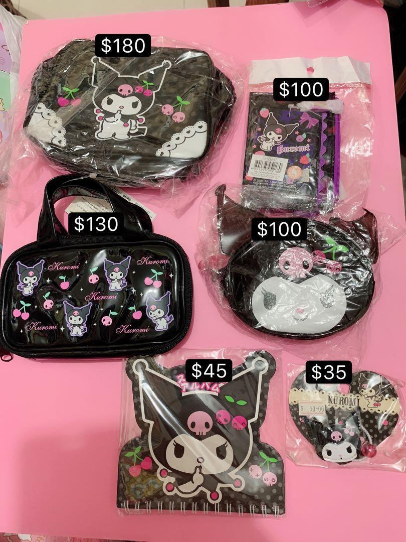 大量Kuromi 精品特價發售$5 起