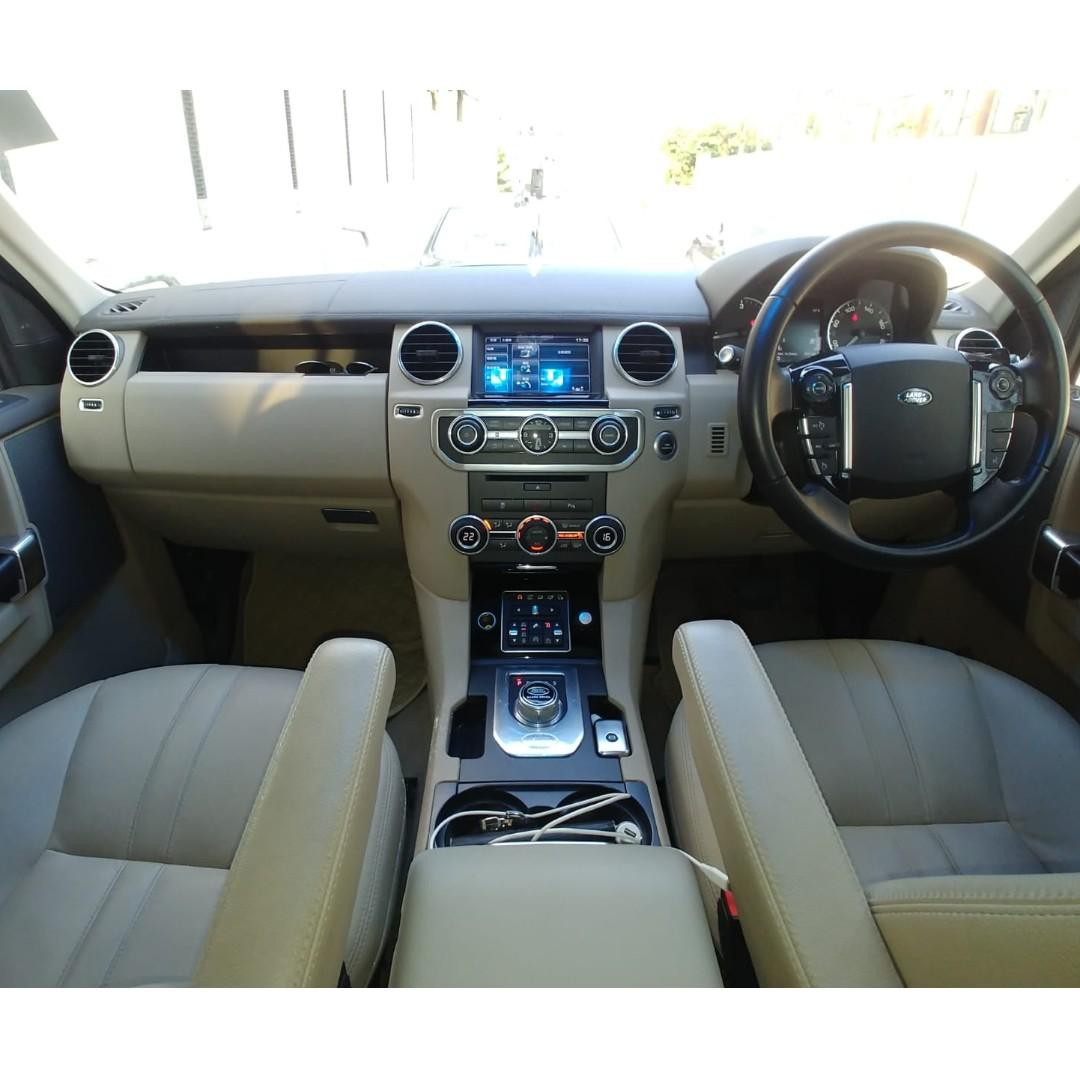 LAND ROVER DISCOVERY 4 3.0 DIESEL
