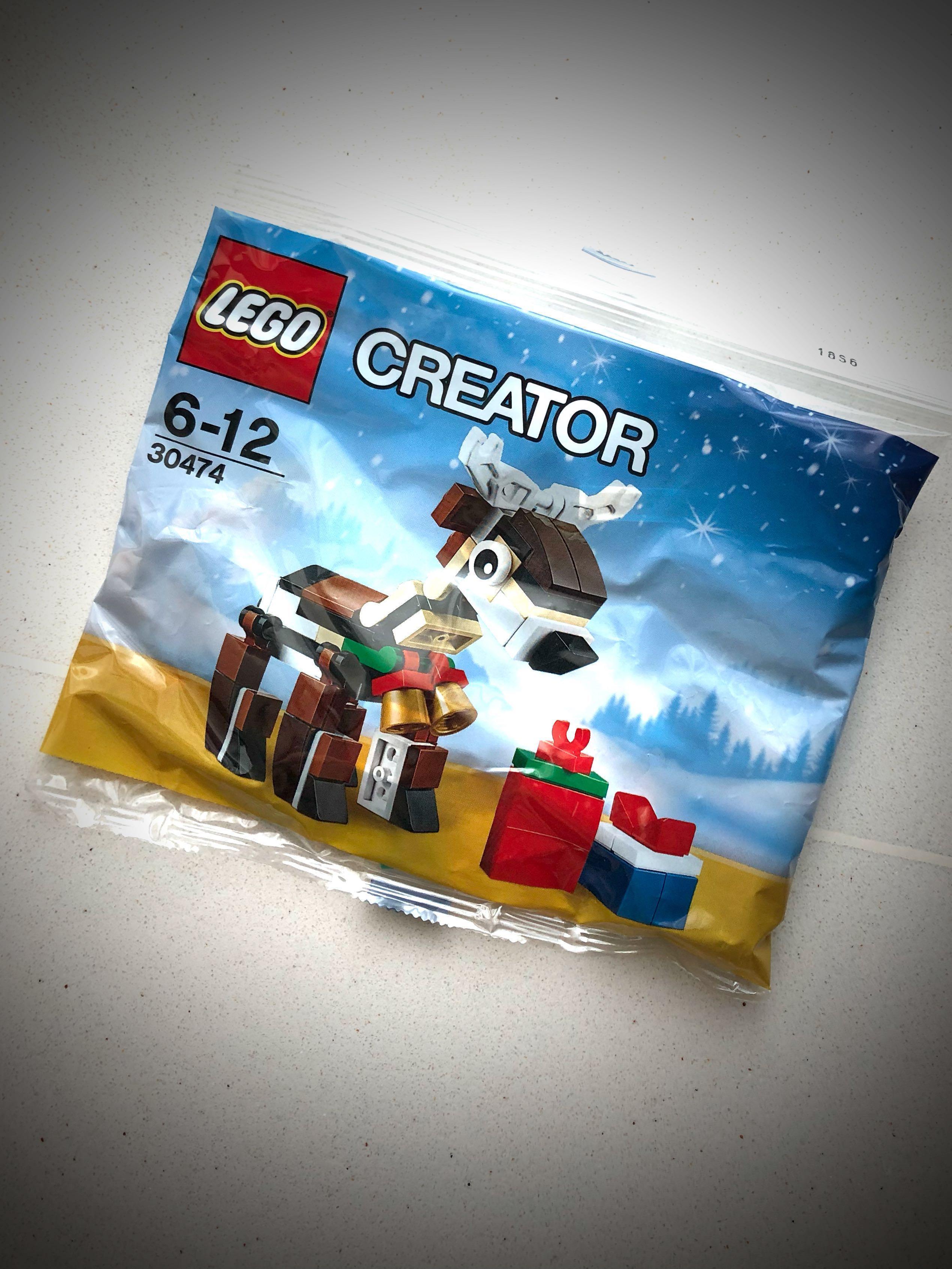Lego Polybag Creator 30474 Reindeer