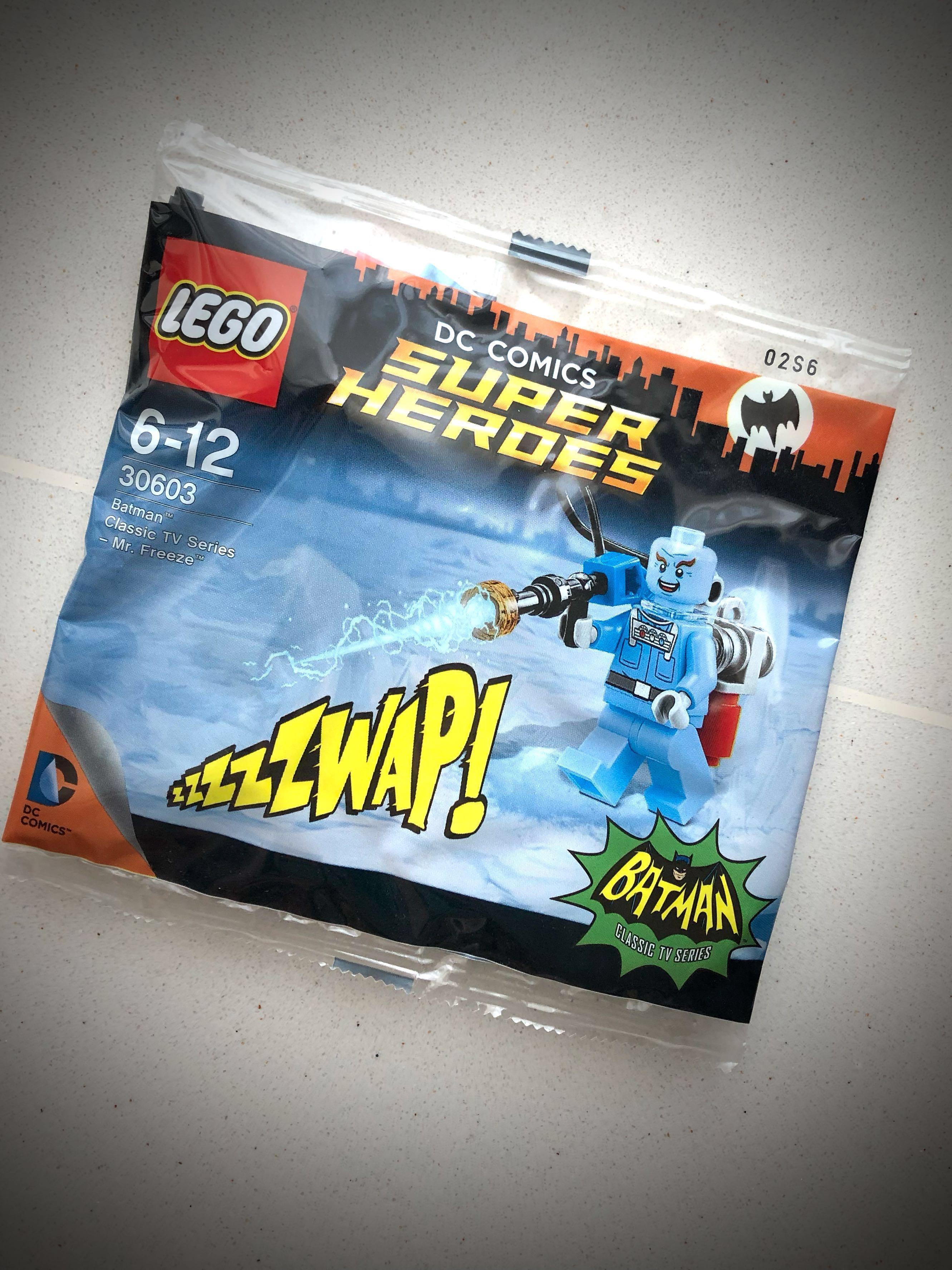 Lego Polybag DC Comics 30603 Mr.Freeze