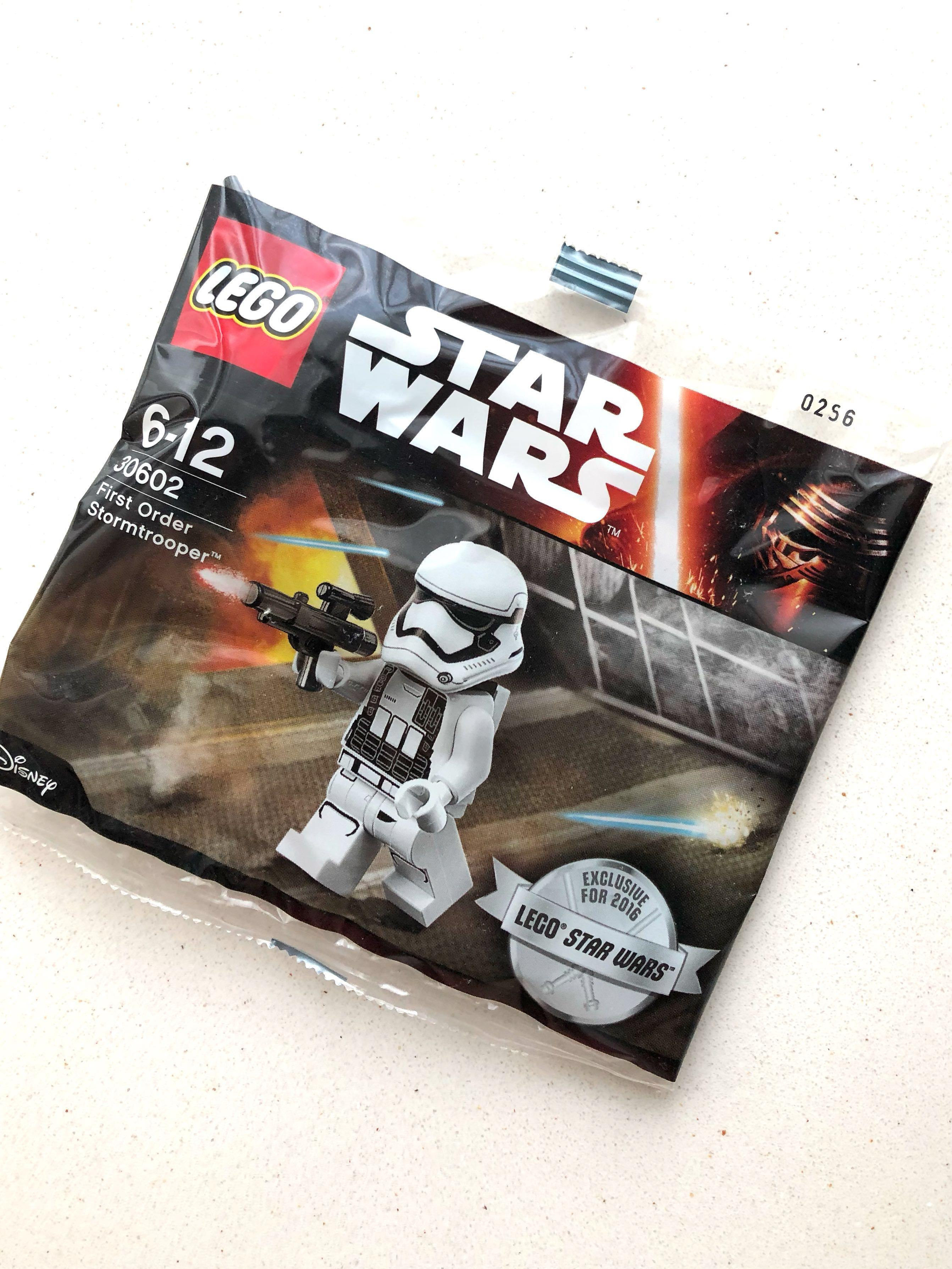 Lego Polybag Star Wars 30602 First Order Stormtrooper