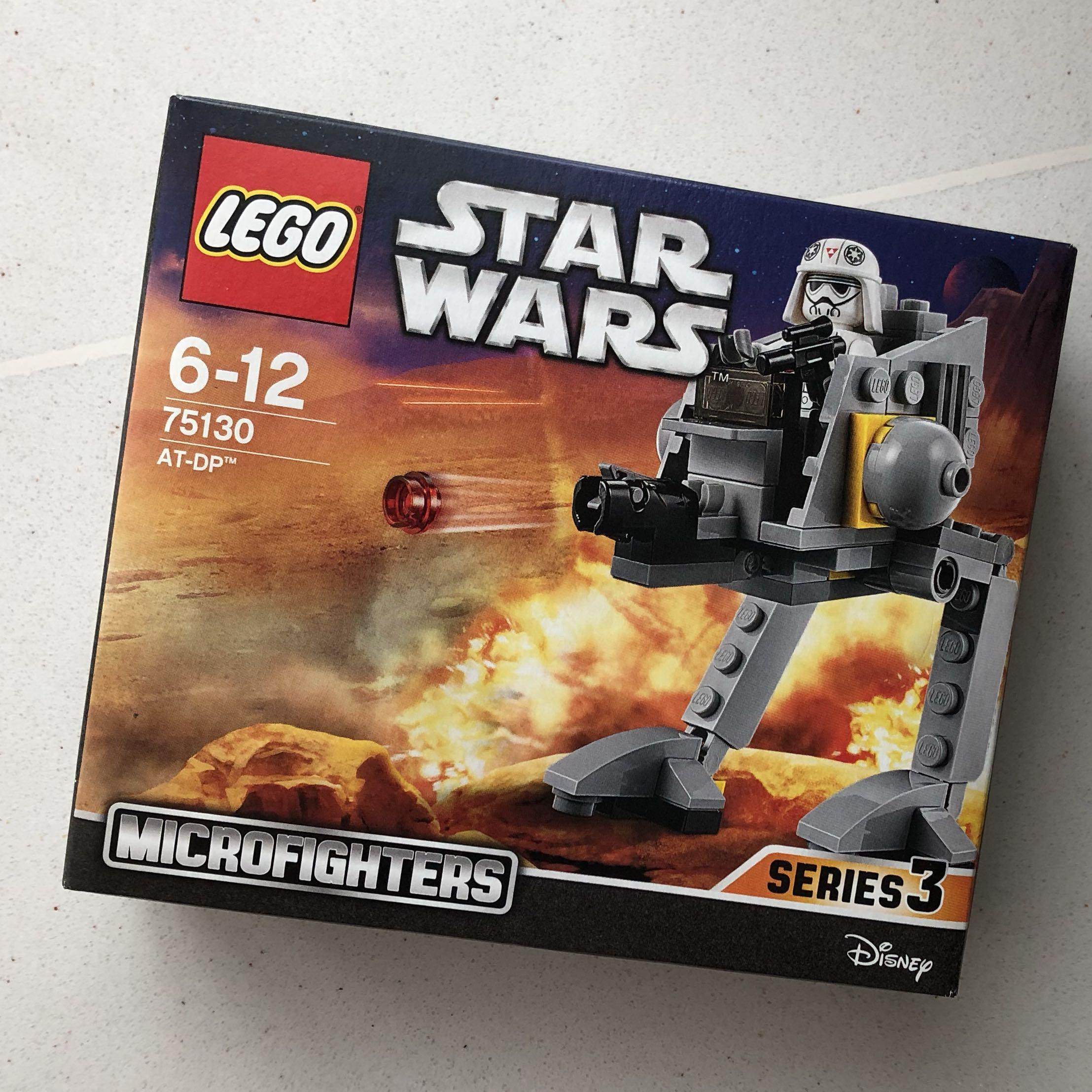 Lego Starwars Microfighters S3- 75130 AT-DP