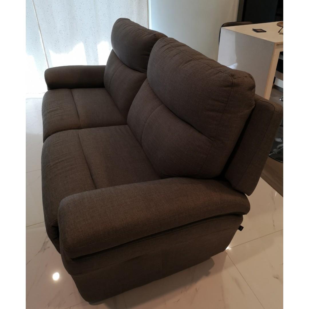 Livorno Mechanical Recliner Sofa Very Comfortable Furniture