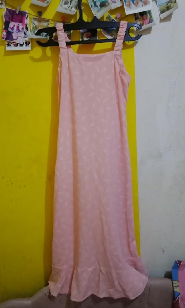 Long dress over all