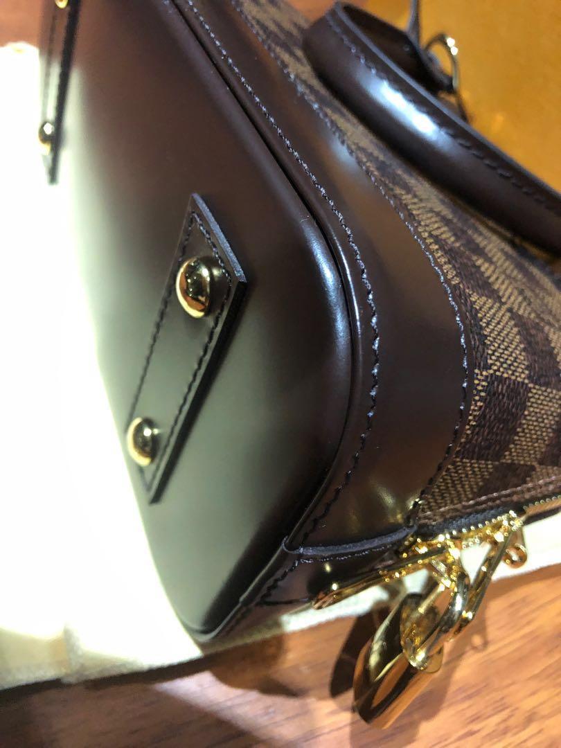 Louis Vuitton Alma BB Damier Enene - Urgent Sale
