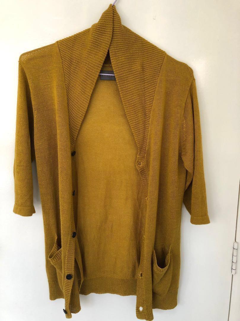 Lowry's Farm knitted cardigan