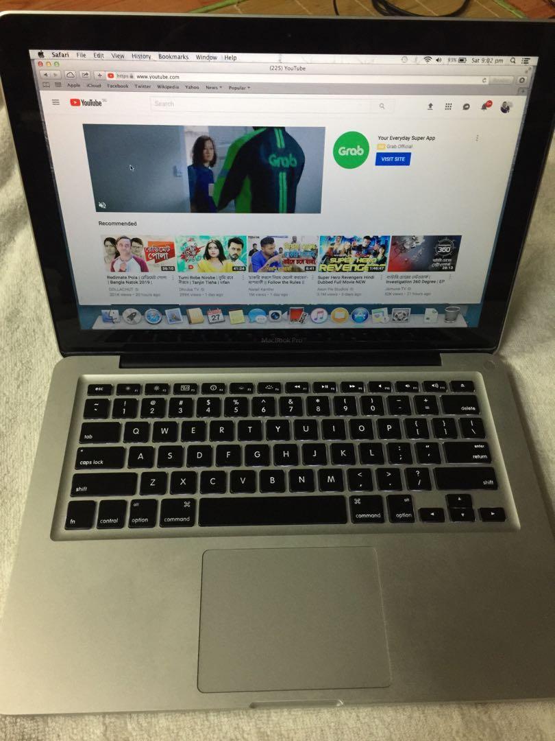 """MacBook Pro 13"""" Model 2010"""