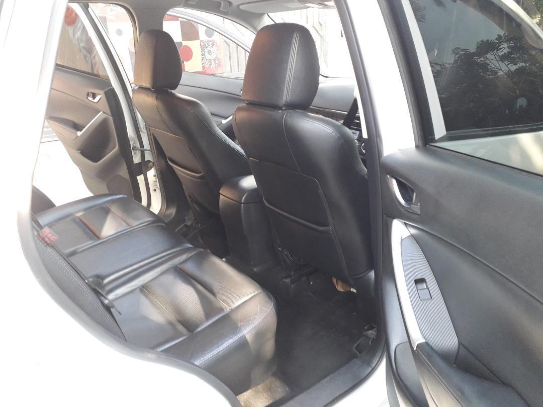 Mazda CX-5 Thn 2012 GT Touring Istimewa Putih Low Kilometer