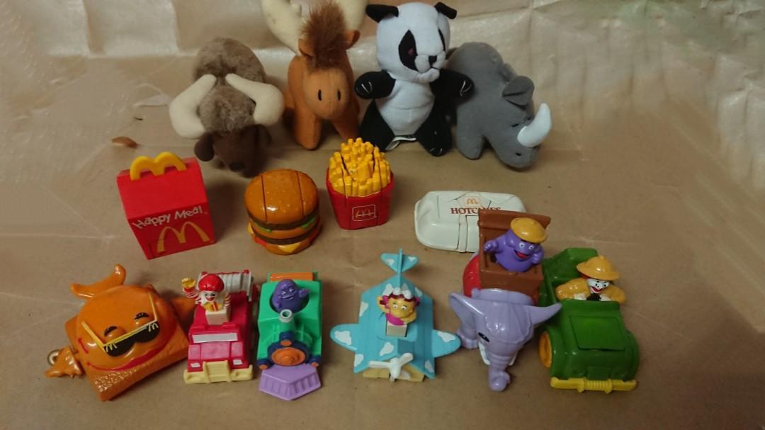 McDonald 麥當勞玩具