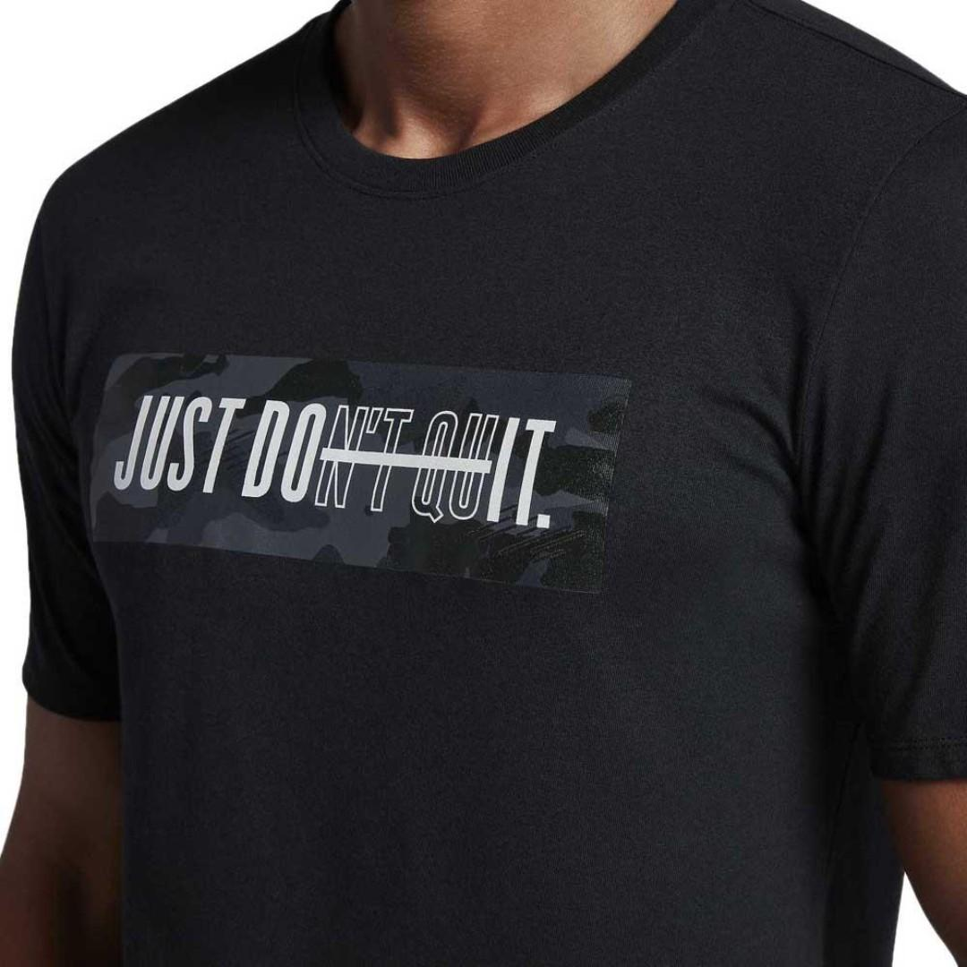 nike shirt just don't quit