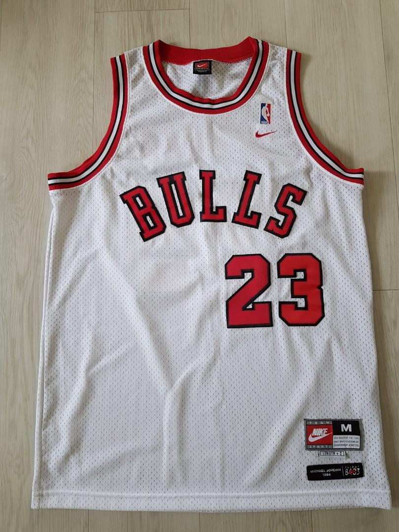 huge discount 8c41d bde21 Michael Jordan 1984 Retro Jersey (Authentic Nike), Sports ...