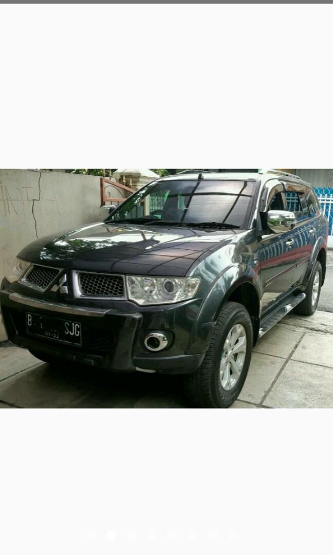 Mitsubishi Pajero sport Dakar 4x2 2012 muluss km: 0 - 35 ribu