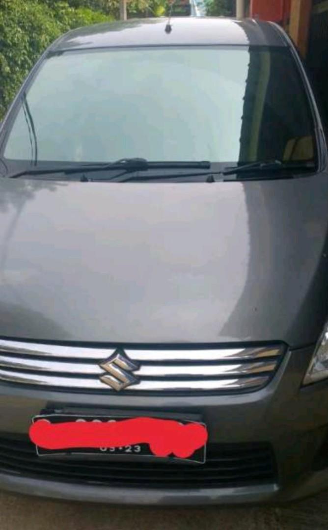 Mobil Ertiga GX A/T 2013
