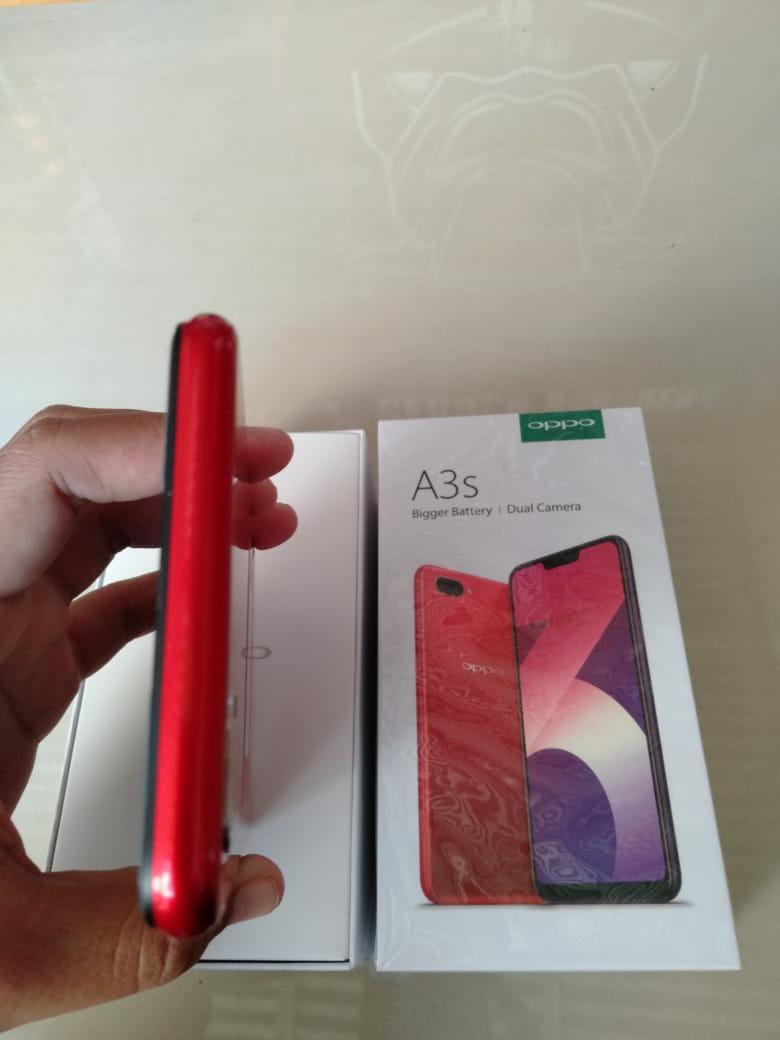 Oppo A3s 2/16gb FULLSET baru 9hari