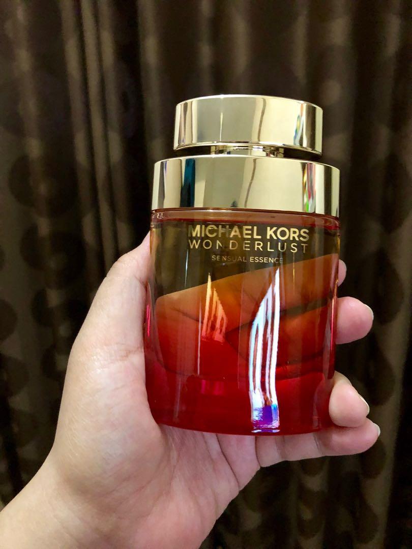 Original Michael kors wonderlust  Parfume