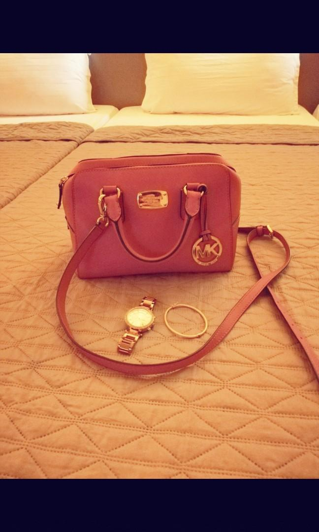 5fcb9c4c9df1 Original MK Bag on Carousell