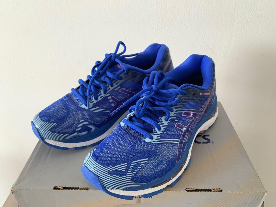 Original new Asics Running shoes Nimbus19 39