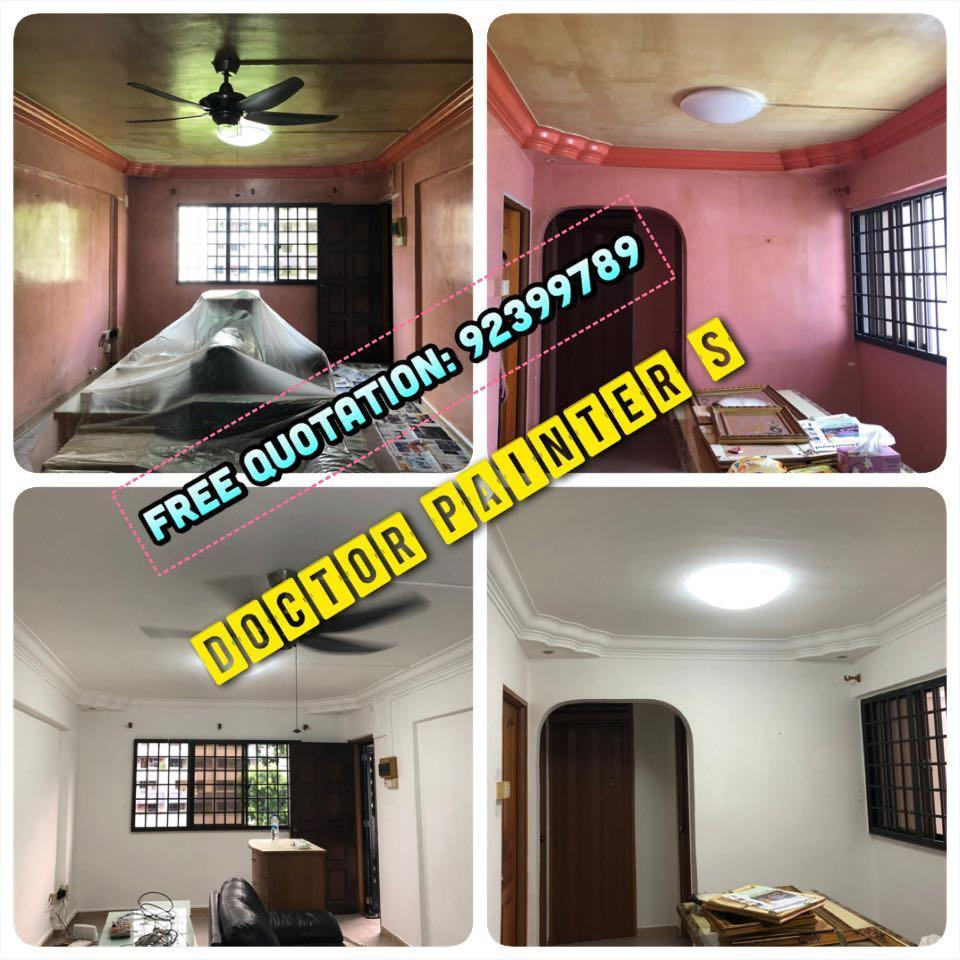 Painting Services! Quality & Professional Job ! Credit card payment available Now