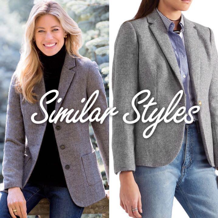 *Perfect Condition* Jack Winter 100% Pure Wool Blazer (Best fit Women Size M)