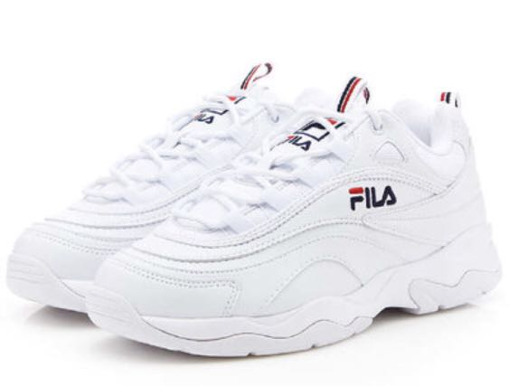 PO] FILA RAY WHITE FS1SIB1160X SNEAKERS