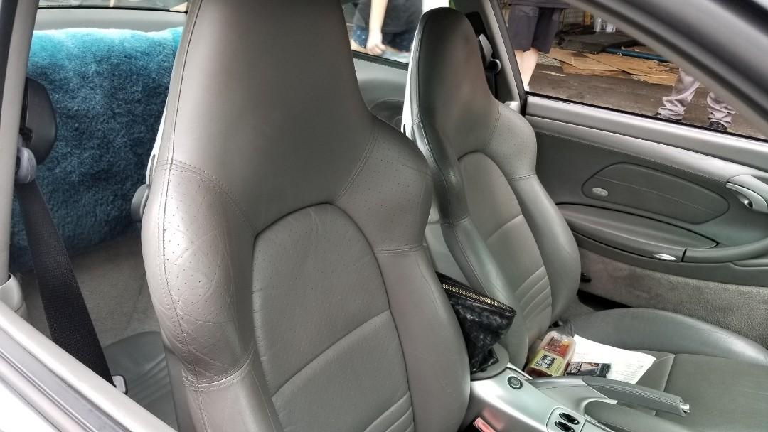 PORSCHE 996 Carrera4 2000