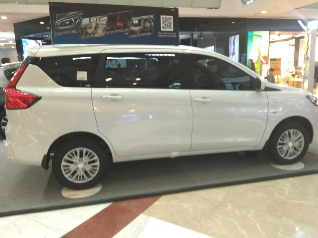 Promo Suzuki New Ertiga Mudik Lebaran