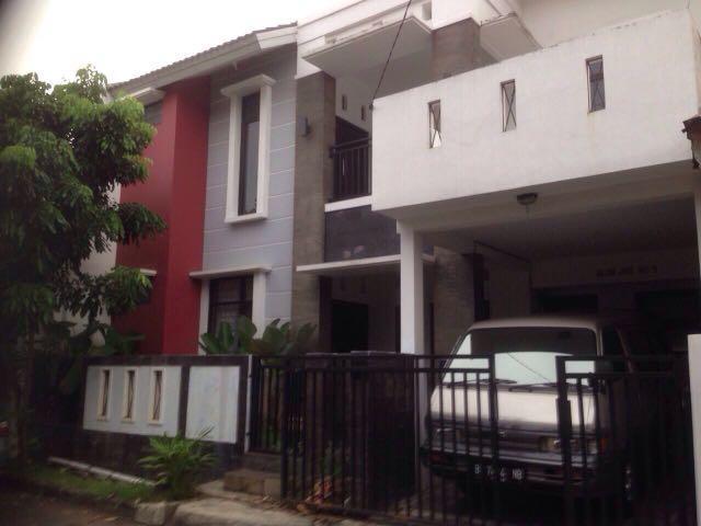Rumah Cluster Bintaro Sektor 9